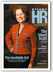 """Penny on the cover of Ottawa HR magazine, May 14, 2007 • <a style=""""font-size:0.8em;"""" href=""""http://www.flickr.com/photos/21584185@N07/2089646987/"""" target=""""_blank"""">View on Flickr</a>"""