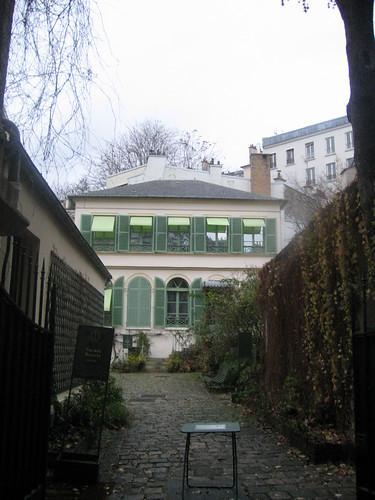Paris: Musée de la Vie Romantique
