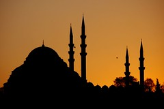 Istanbul Sunset (Suleymaniye Mosque) (BurgundyMT) Tags: copyright digital turkey photography michael photo nikon flickr image turkiye picture images photograph toh turchia d80 platinumphoto visiongroup diamondclassphotographer flickrdiamond ysplix fotogezgin singaporephotographer vision100 burgundymt michaeltoh michaeltohcopyright