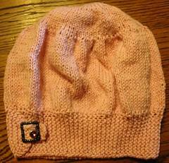 Storey's Christmas Hat