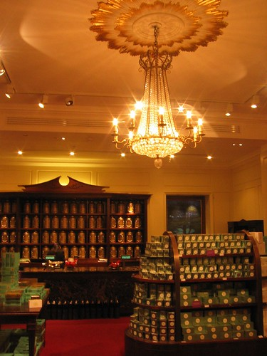 London - Fortnum & Mason inside Store