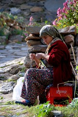 A Beautiful SIRINCE Village Woman (BurgundyMT) Tags: travel copyright digital turkey photography michael photo nikon perfect flickr photographer image turkiye picture hijab images photograph excellent awards toh the sirince fpc d80 anawesomeshot aplusphoto fiveflickrfavs fotogezgin singaporephotographer burgundymt michaeltoh michaeltohcopyright