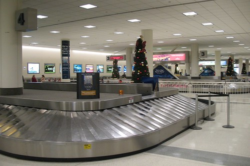 EVERYONE SAW MY FRUIT OF THE LOOM AIRPORT AT THE AIRPORT