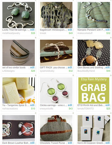 etsyrain treasury