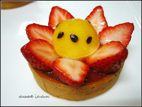 L'etoile季節師傅新甜點