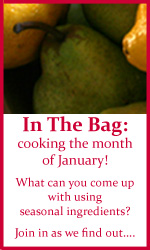 In the Bag Logo January