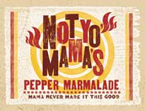 Not Yo Mama's Pepper Marmalade