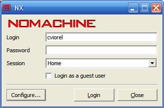 Installing NoMachine NX on Ubuntu 7 10 | cviorel com