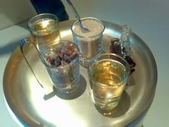 Tee bei Samova
