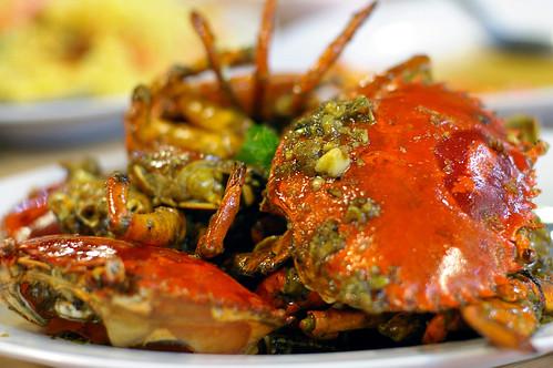 kam hiong crab