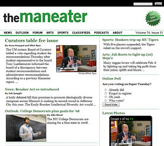 New Maneater Site
