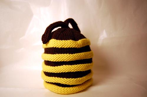 Bumblebee Hat 3