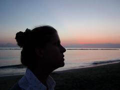 profilo all' alba.v. (iols) Tags: alba profile spiaggia slorenzo trani profilo