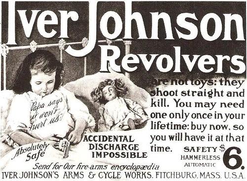 johnson revolvers