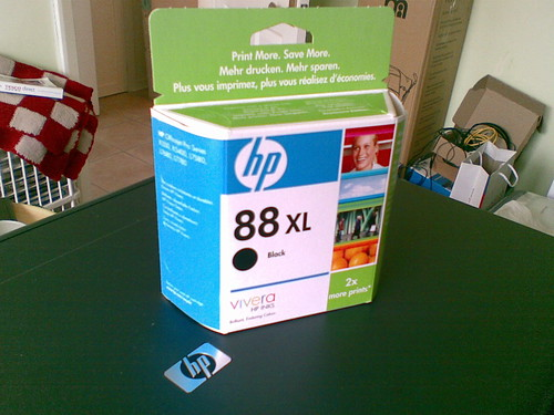 HP 88 XL (C9396AE) ink cartridge