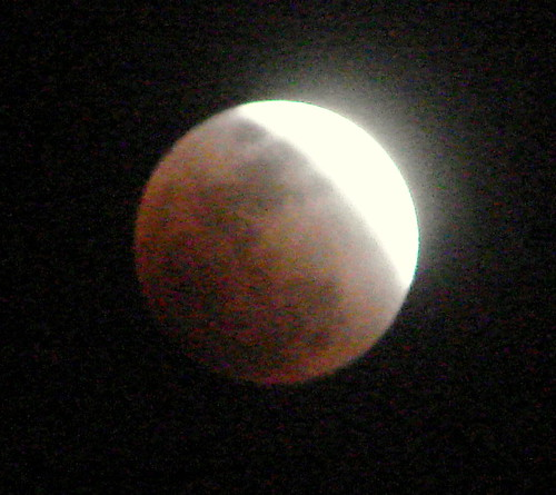 tonight's lunar eclipse