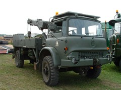 Bedford MK light wrecker (classic vehicles) Tags: ex military recovery reme bedfordtm bedfordtmwrecker bedfordtmtowtruck