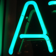 A (mag3737) Tags: neon granville letter alphabet aa oneletter