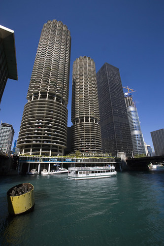 Living in a Chicago icon: the highs and lows of one-bedroom condos at Marina City