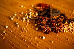 indian flavours (ion-bogdan dumitrescu) Tags: flavor indian spice spices anis flavors saffron flavour cloves flavours whitepepper mustardseeds staranise bitzi longpepper saffran estrelado canoneos400d canoneosdigitalrebelxti progi ibdp img0740modv2jpg findgetty ibdpro wwwibdpro ionbogdandumitrescuphotography