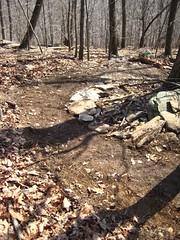 Gambrill Trail Work