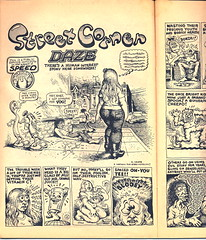 R.Crumb (Man_of Steel) Tags: comics comicbook 70s robertcrumb illustrators the70s rcrumb zapcomix undergroundcomics zapcomics undergroundcomix undergroundcomicbooksfromthe1970s howilearnedhowtodraw