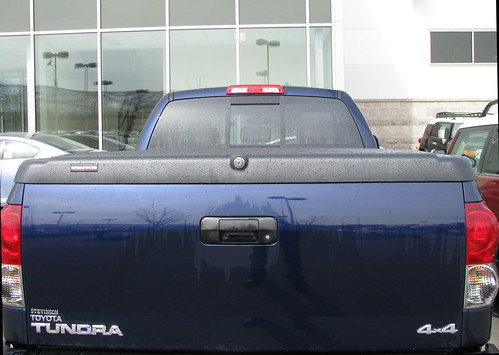 Duracover tonneau cover for the Toyota Tundra