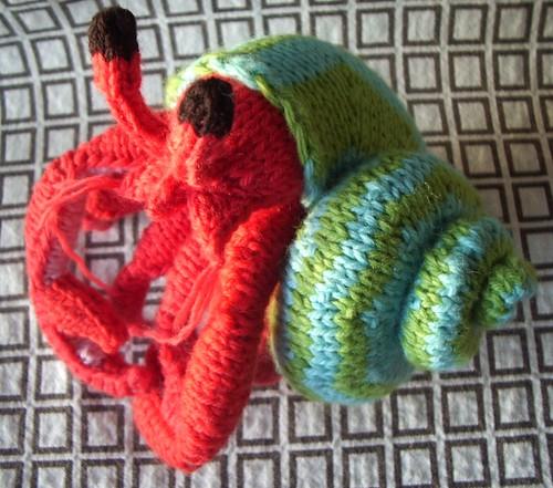 Amigurumi Hermit Crab : Flickriver: hansigurumis photos tagged with amigurumi