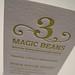 3 Magic Beans Business Card
