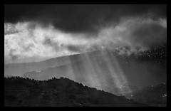 Cypriot sunbeams (Spkennedy3000 - Architectural Photographer) Tags: camera light bw sun art dark lens cyprus awsome blah beams innit yada masterpice