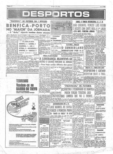jornal noticias 04/11/1973