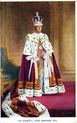 Great! Coronation of King Edward VIII. of Britain! (Miss Mertens) Tags: england london wales scotland king princess britain postcard united royal kingdom prince queen rey windsor kaiser regina reine royalty monarchy adel oldfashioned schottland roi prinz royalfamily knig postkarte princeofwales knigin prinzessin monarchie monarchia kaiserin picturecard britannien royaumeunis