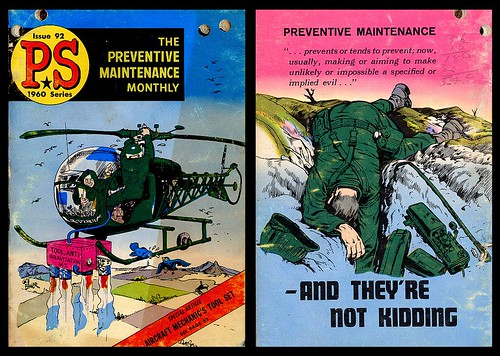 Preventive Maintenance Monthly Issue 92, 1960 (Will Eisner)