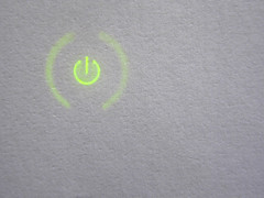 EMPOWERED PAPER (juanluisgx) Tags: luz paper switch spain technology symbol icon leon papel icono tecnologia simbolo interruptor powersymbol electronicpaper papelelectrnico utata:project=tw106