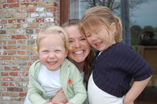 Rebekah, Marie, Anna