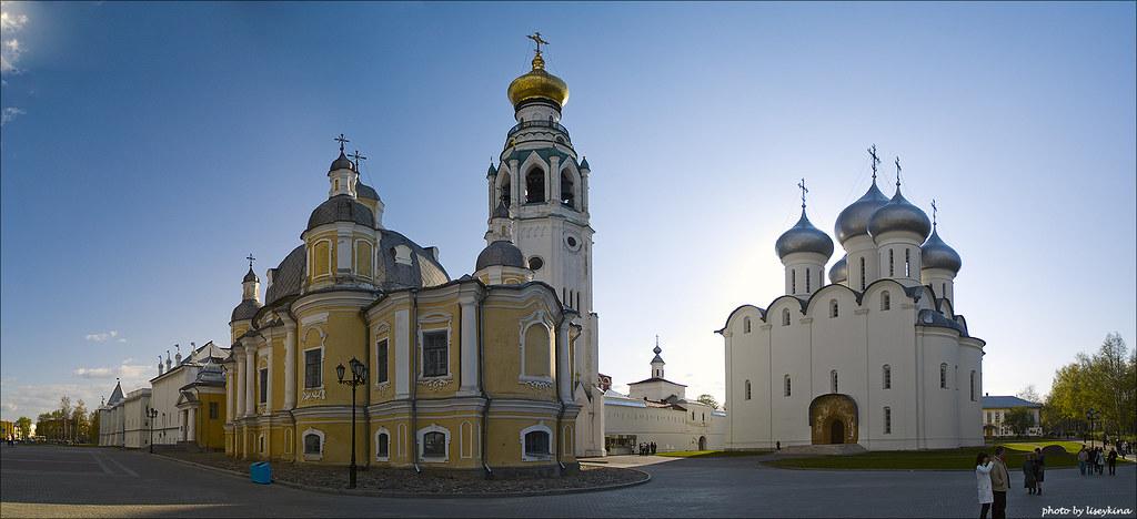 Вологда. Кремль