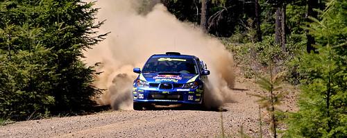 Travis Pastrana Subaru