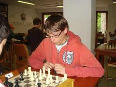 Marc Pericas, campió juvenil 2008