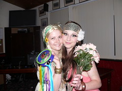 my 60s hippy party