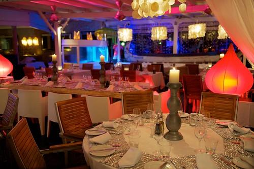 Nassau Beach Club, Ibiza Restaurant