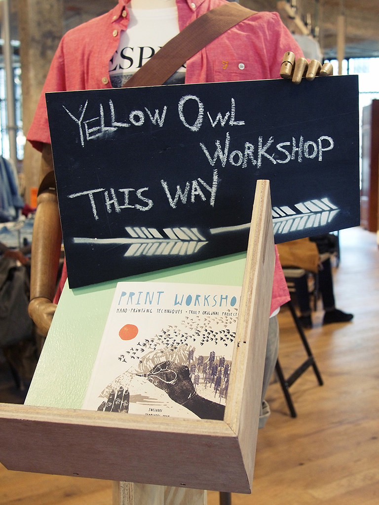 Yellow owl workshop @ UO