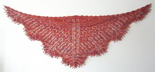 It's a shawl