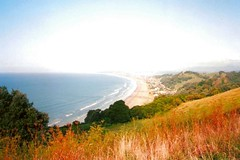 Ohope Beach, Bay of Plenty, New Zealand (Sandy Austin) Tags: newzealand beach bayofplenty ohope