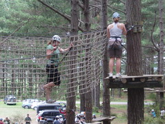 PA130148 (mikeNZ) Tags: flyingfox ropescourse treeadventures woodhillforest