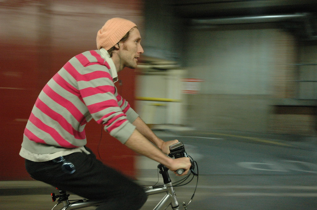 Rider Spoke at The Barbican 2007