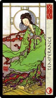 from the Feng Shui Tarot deck