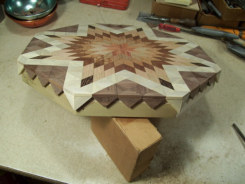 Making a Lazy Susan #43