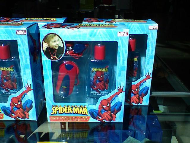 Spider-Man eau de toilette