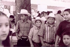 Children at the 2003 Farm Worker Appreciation Day