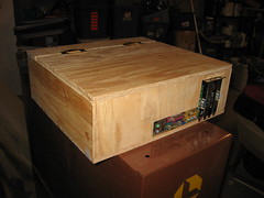 IMG_4882 (Legodude522) Tags: wood computer pc mod amd case 1100